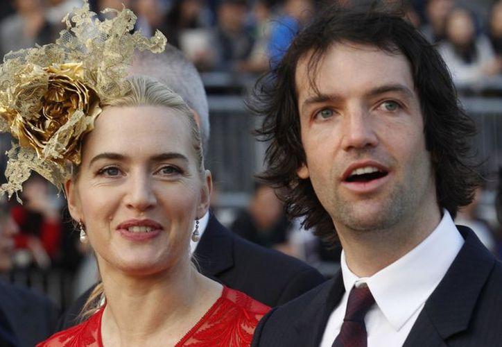 Winslet y RockandRoll se casaron en una ceremonia íntima y privada. (Agencias)