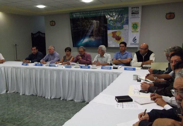 El Comité de Aguas Subterráenas de Yucatán iniciará su trabajo, en una primera etapa, son Umán, Progreso, Kanasín, Ucú, Mocochá y Conkal. (Cortesía)