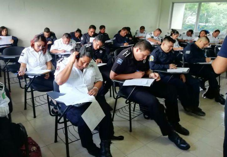 En esta ocasión se cuenta con la participación de la sociedad civil a través de la Mesa de Seguridad. (Redacción)