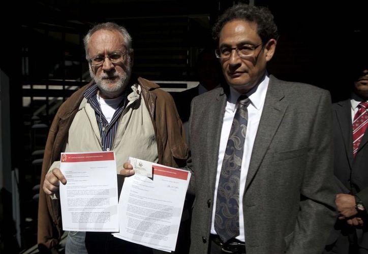 Sicilia y Aguayo mandaron una carta al decano David Ellwood. (Agencias)