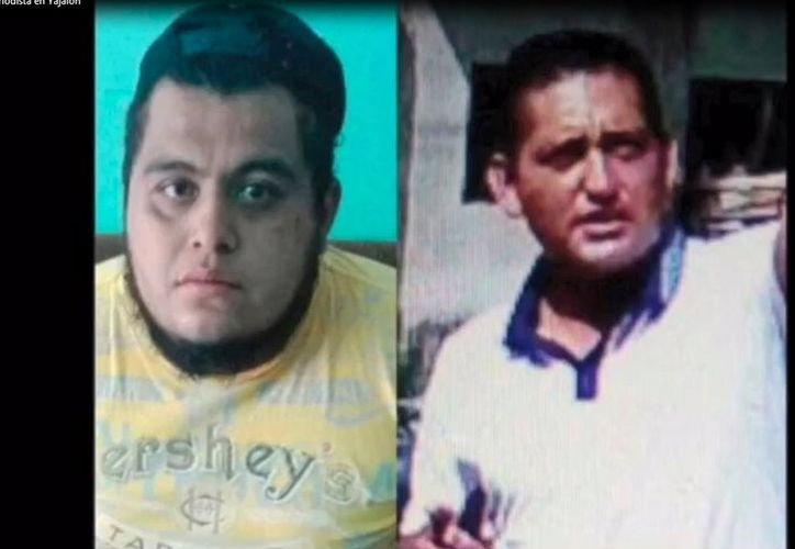"""La Fiscalía General del Estado de Chiapas ofrece $300 mil a quien ofrezca información para atrapar a """"El Machaca"""" y """"El Zapatudo"""". (Fiscalía General de Chiapas)"""