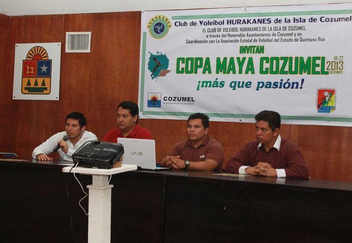 Dan a conocer los por menores de la Copa Maya Cozumel 2013. (Redacción/SIPSE)