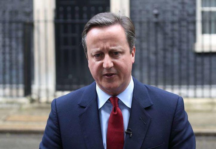 David Cameron renunció luego que los británicos decidieron en un referéndum el 23 de junio abandonar la Unión Europea. (Agencias)