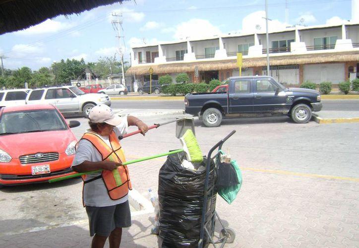 El Ayuntamiento de Tulum asegura que sus empleados recibirán en tiempo y forma el pago del aguinaldo.  (Rossy López/SIPSE)