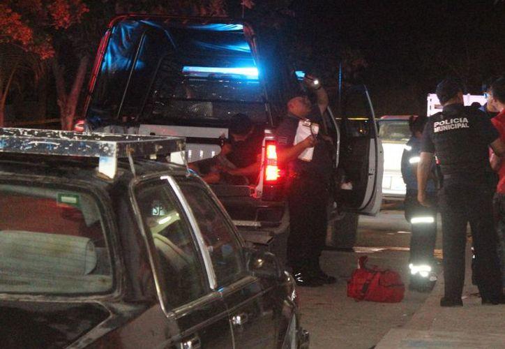 Una fiesta en Playa del Carmen terminó con una riña a machetazos. (Redacción/SIPSE).