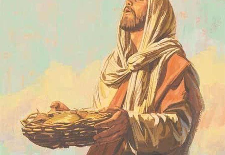 Jesucristo proclama su superioridad sobre Moisés, porque su obra está testificada por el 'pan verdadero, el pan que viene del cielo'. (ids.org)