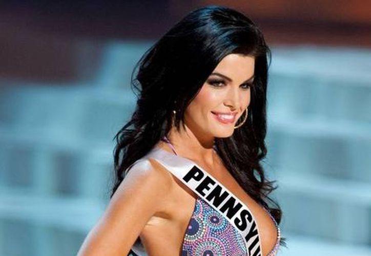 Sheena Monnin afirmó que el concurso estaba arreglado. (Agencias)