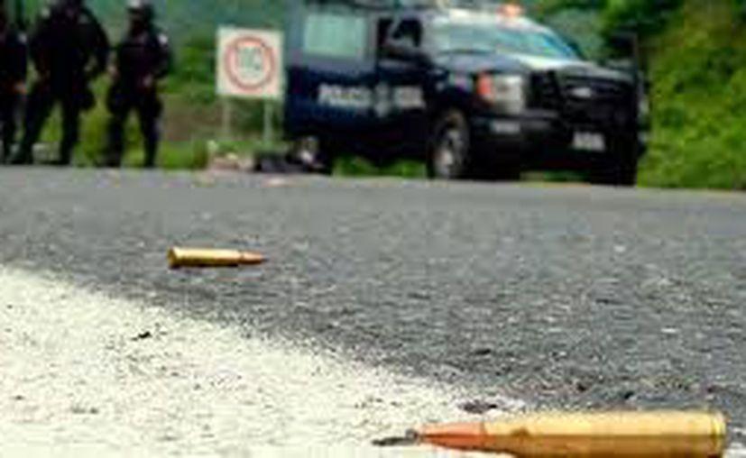 El estado de Colima arrancó el 2018 con un repunte en los homicidios dolosos. (Contexto/Internet)