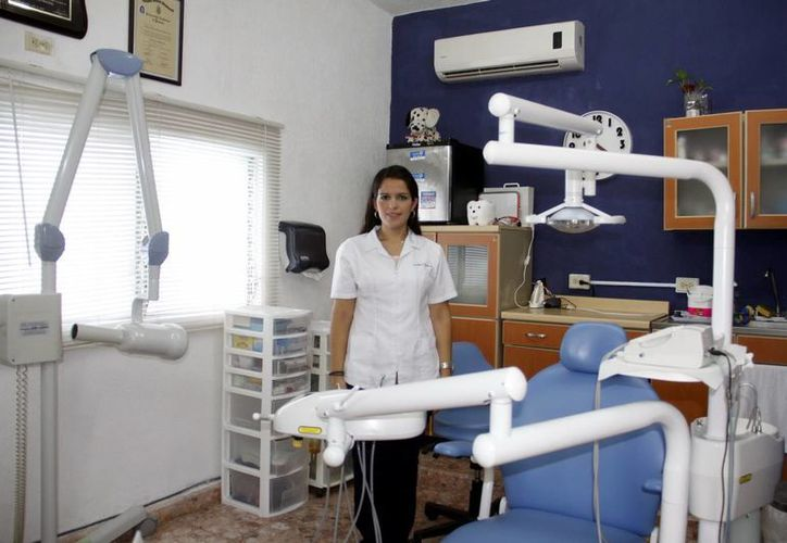 Alicia Corrales ha participado en los cursos en la Ciudad de México. (SIPSE)