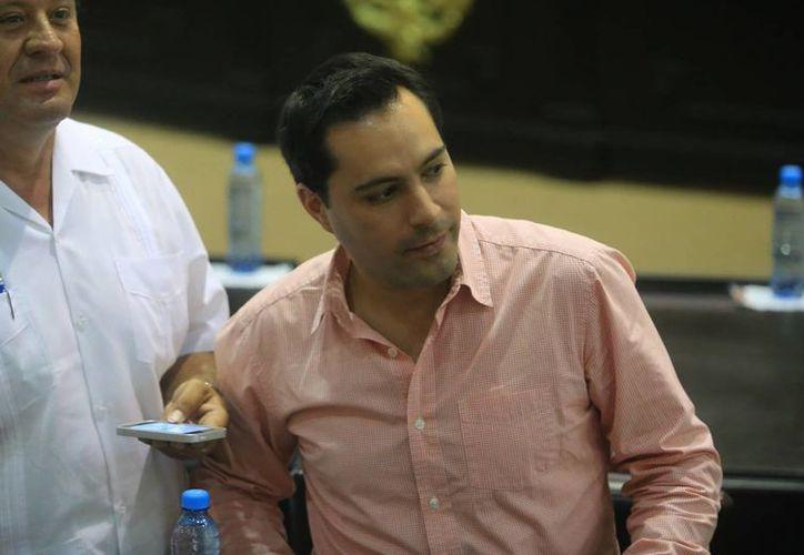 El legislador Mauricio Vila planea darle continuidad al trabajo del Ayuntamiento. (Milenio Novedades)