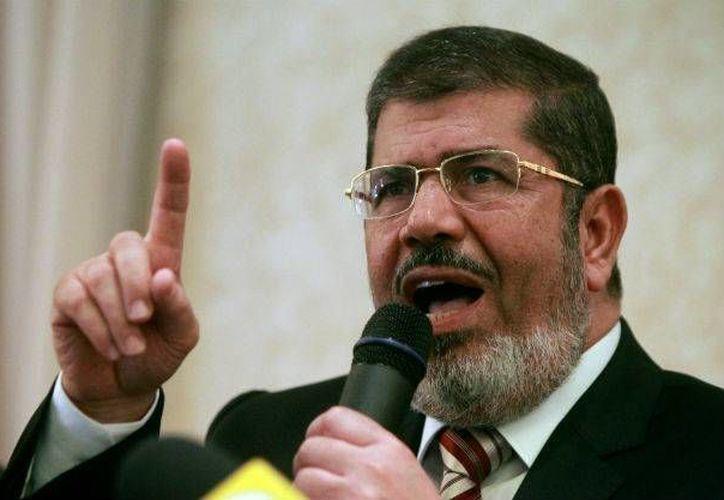 Morsi hizo un llamamiento a Hezbolá para que abandone Siria. (foreignpolicy.com)