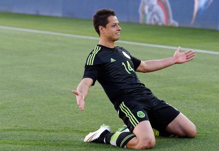 Hernández se lesionó durante el juego amistoso que disputó de la Selección Mexicana frente a Bélgica. (Foto: TvBus)