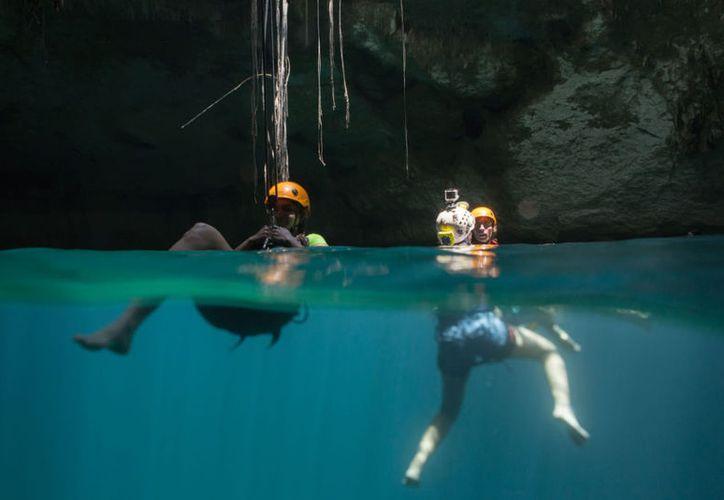 'Aguas Sagradas Expediciones', surge desde años atrás, al obervar vídeos de personas que pese a no tener algún miembro, escalaban y realizaban actividades extremas. (Cortesía)