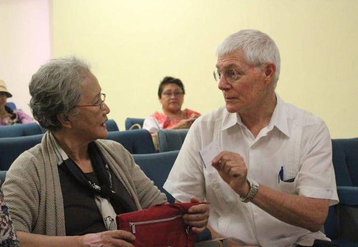 Andrés Aluja Schunemann (en la foto), coordinador general de cooperación e internacionalización de la Uady, precisó que el intercambio cultural entre China y Latinoamérica se realiza a través de los institutos Confucio. (SIPSE)