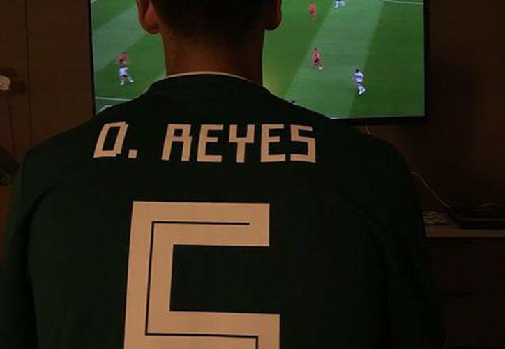 Diego Reyes se perdió el Mundial por una lesión. (Internet)