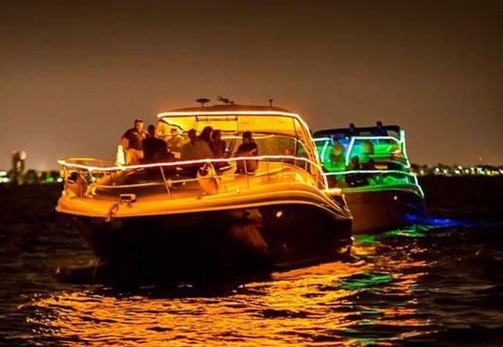 En el Sunset boat Parade se espera la participación de más de 20 embarcaciones, el próximo 20 de este mes a partir de las 17 horas. (Contexto/Internet)