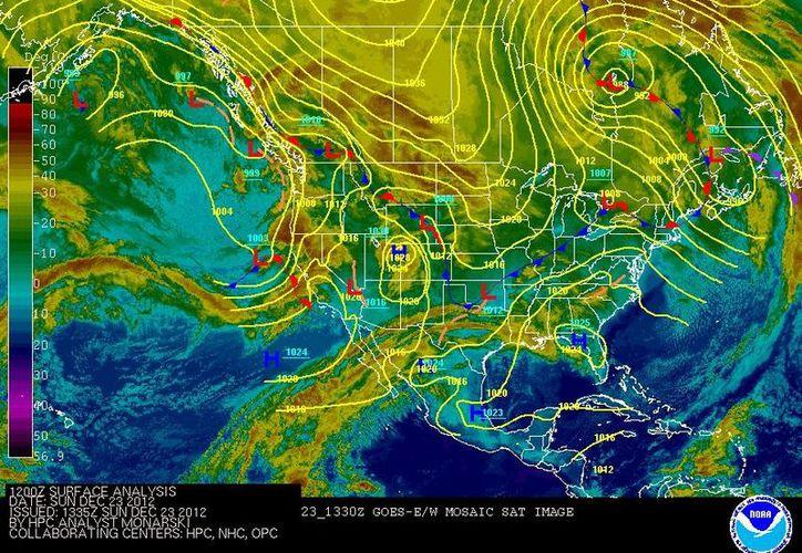 Prevalecerá un clima de templado a cálido, durante el día y fresco en la noche y madrugada, con nubosidades aisladas. (Redacción/SIPSE)