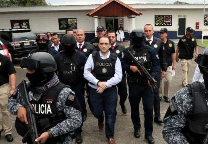 Por error llevan a Roberto Borge a penal femenil. (El Financiero)