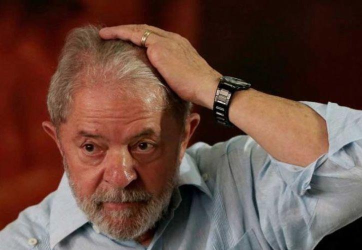 Luiz Inacio Lula da Silva señala que el juicio obedece a motivos políticos. (excelsior.com)