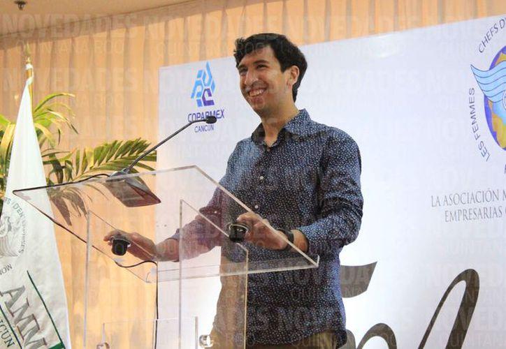 El diputado independiente de Jalisco, Pedro Kumamoto. (Luis Soto/SIPSE)
