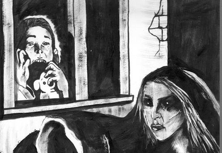 No hay lugar donde no se presenten fenómenos paranormales. En Mérida, un trabajador narró el encuentro que tuvo con un fantasma, en un negocio del Paseo de Montejo.