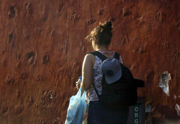 Se esperan temperaturas extremadamente calurosas en este mes y el siguiente. (José Acosta/Novedades Yucatán)