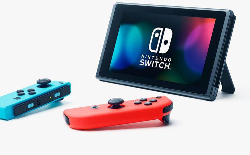 Nintendo Switch alcanza los 17,79 millones de consolas en su primer año
