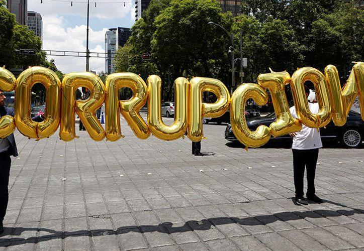 México se ubica en el lugar 135 de 180 en la estadística de corrupción. (Sputnik Mundo)