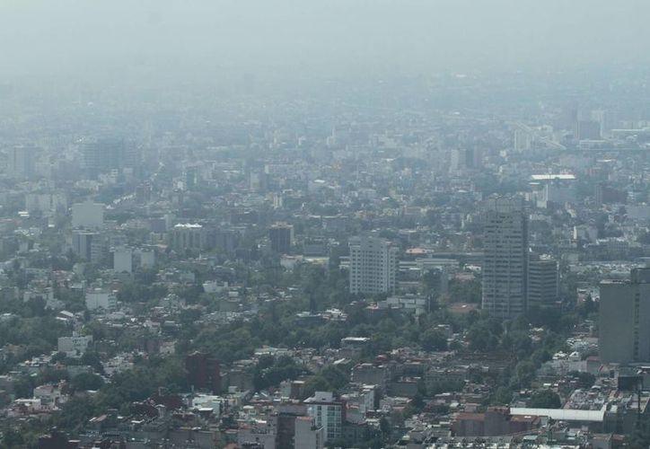 Debido a los recientes, constantes y graves niveles de contaminación registrados en los últimos tiempos en la Ciudad de México, el gobierno podría poner en marcha mega purificadores de aire. (Notimex/Foto de contexto)