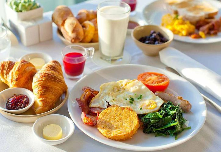 Los hombres que no toman desayuno tienen un 27% más de posibilidades de sufrir una enfermedad cardíaca. (Dónde ir)