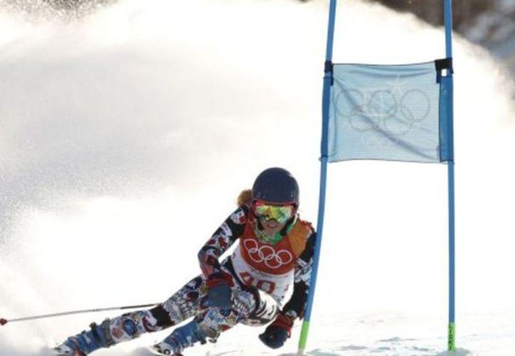 Para Sarah Schleper fueron sus quintos juegos olímpicos. (Twitter/Vanguardia)