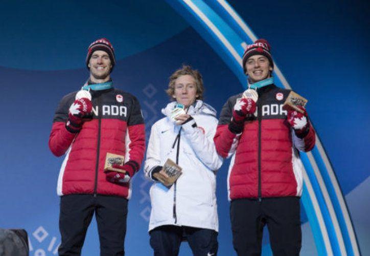 Los ganadores en la prueba de Snowboard Slopestyle de PyeongChang 2018  rompieron con toda estadística. (Foto: Radio Fórmula)