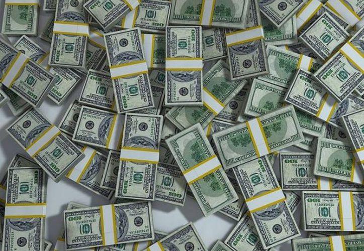 El dinero fue hallado en Westborough en enero de 2017. (Excelsior)