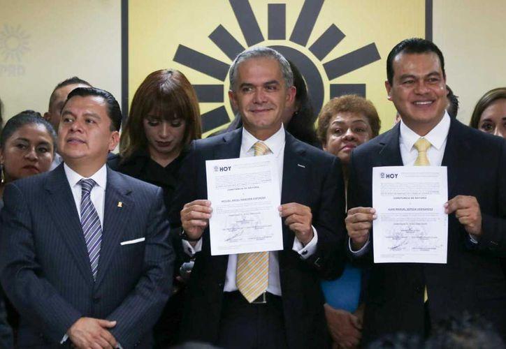 Se espera que la bancada del PRD esté conformada por siete u ocho senadores. (Milenio)