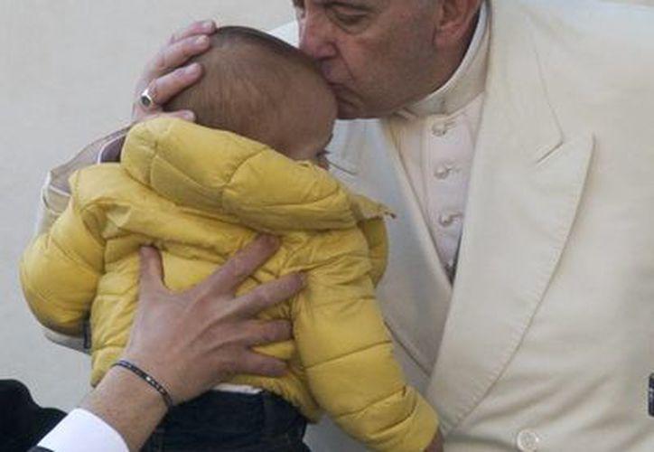 El Papa Francisco envió un saludo a los cristianos de Oriente Medio en lengua árabe. (AP)