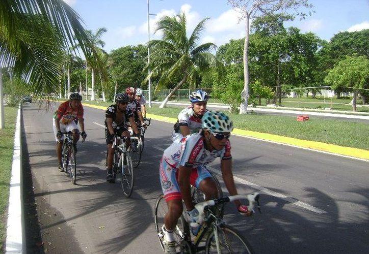 El Presidente de la Liga Municipal de Ciclismo dijo que las inscripciones para el próximo torneo se harán sin distingos. (Alberto Aguilar/SIPSE)
