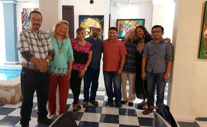 """Artistas apoyan a la fundación """"Todos con los Titos del Mundo"""". (Foto: Milenio Novedades)"""