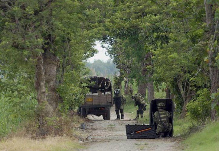 Elementos de la Secretaría de la Defensa Nacional abatieron en Camargo a cuatro presuntos delincuentes. (Imagen de contexto/noticias.starmedia.com)