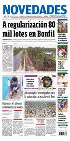 A regularización 80 mil lotes en Bonfil