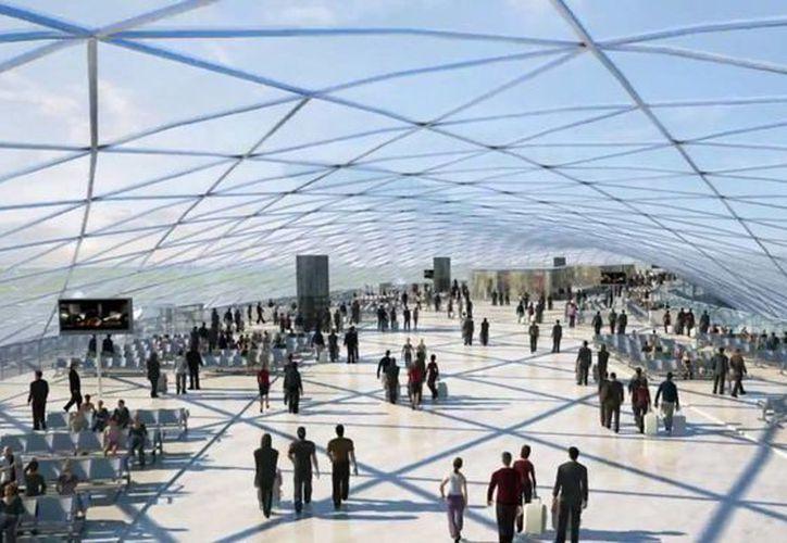 Space Arquitectura Mexicana dijo que el nuevo aeropuerto es un proyecto lleno de buenas expectativas. (Archivo/SIPSE)