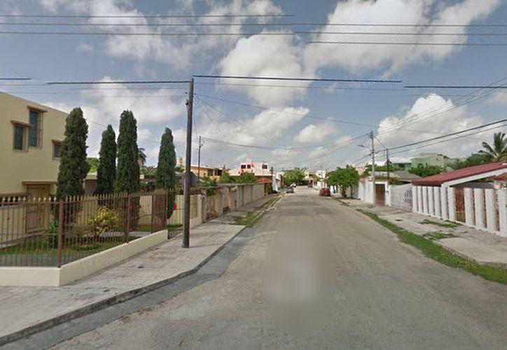 El atraco tuvo lugar en una vivienda del fraccionamiento San Antonio Cinta. (Google Maps)