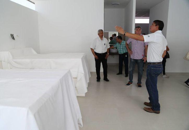 """Las nuevas instalaciones del Hospital General """"Jesús Kumate Rodríguez"""" se ubican en la Región 248. (Luis Soto/SIPSE)"""