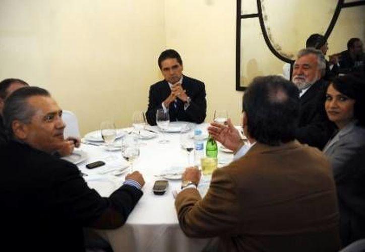 Coordinadores parlamentarios analizan si habrá periodo extraordinario en San Lázaro. (Milenio)