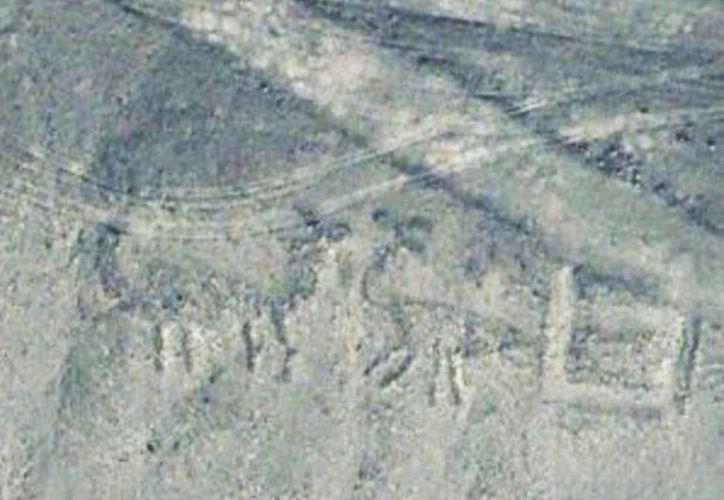 El geoglifo fue hallado por un equipo liderado por el investigador japonés Mazato Sakai, de la Universidad de Yamagata de Japón, en el sector oeste de las pampas de Nazca, situadas en la región peruana de Ica, unos 450 kilómetros al sur de Lima. (EFE/Archivo)