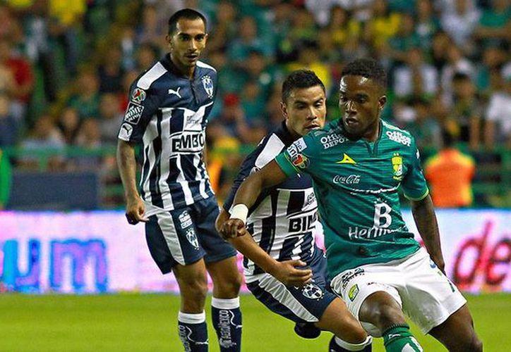 Monterrey venció al León este sábado y está prácticamente en la liguilla del futbol mexicano al jugarse apenas la jornada 12. (Imagen/ Futbol Total)
