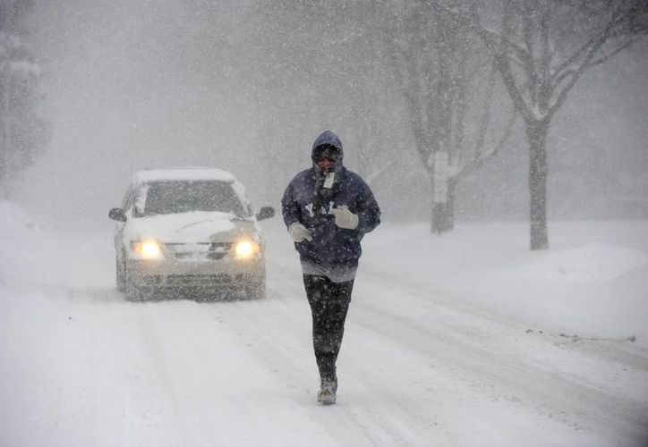 Los servicios meteorológicos pronosticaron que la región más afectada será Nueva Inglaterra. (Agencias)