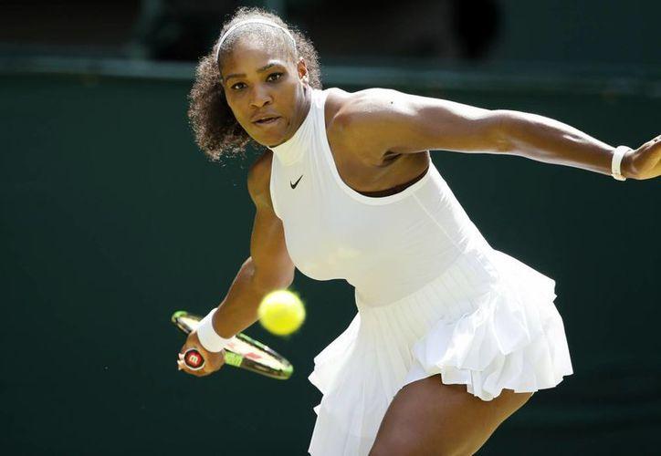 La líder mundial avanzó a la cuarta ronda de este Grand Slam, donde se verá las caras con la clasificada 14 del mundo, la rusa Svetlana Kuznetsova. (AP)