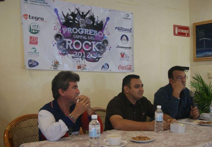 El evento contará también con las actuaciones de los grupos Flus Boox, Borrego Tepo, Ches y  Rock Soul. (Cortesía)