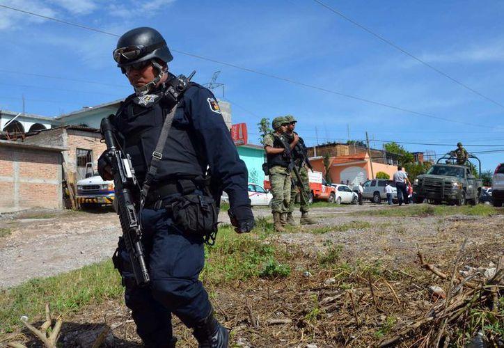 Autoridades esperan que en los próximos días los desplazados puedan regresar a sus comunidades. (Archivo/Notimex)