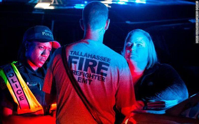 Las autoridades no han revelado la identidad del autor de los disparos o de  las víctimas caa54e871fb1